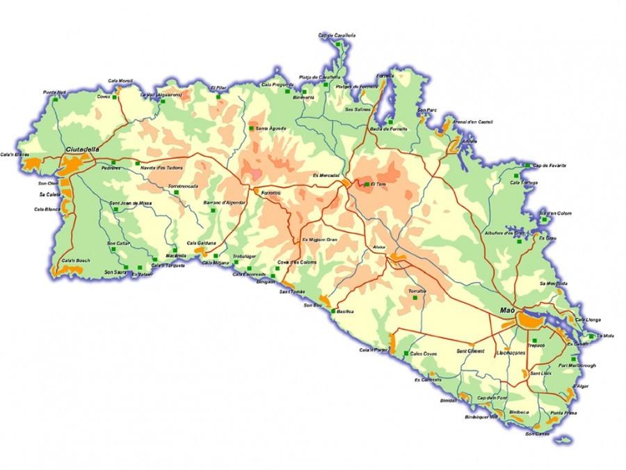 ClickMenorca Menorca information and reservationsRent a car Menorca
